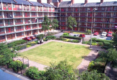 Victoria Square Northwards Housing